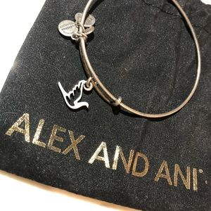 Dove Alex and ani bracelet